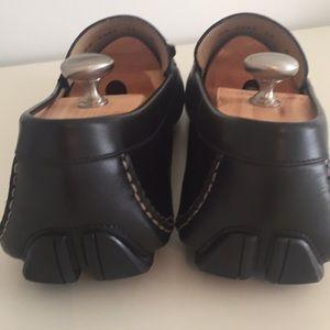 Salvatore Ferragamo Shoes - Authentic Ferragamo Black Parigi Loafers